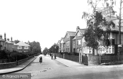 Kings Ride 1909, Camberley