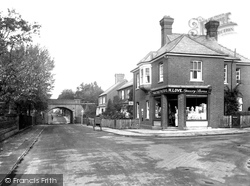Park Street, Post Office 1921, Camberley
