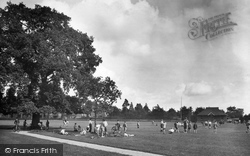 Camberley, Recreation Ground 1931