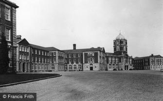 Camberley, Royal Military Academy c1950