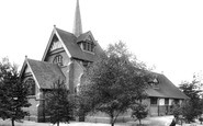 Camberley, St Paul's Church 1907