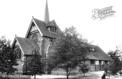 St Paul's Church 1907, Camberley