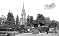 The Church Of St Michael c.1955, Camberley