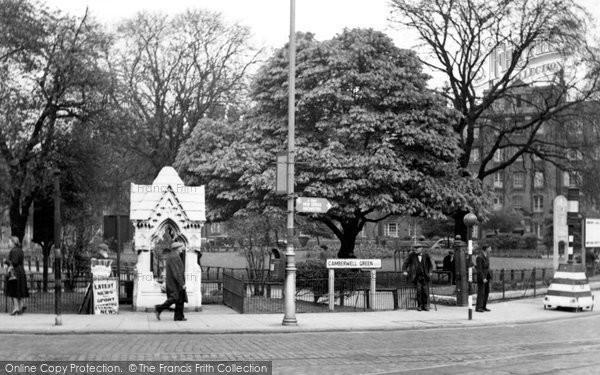 Camberwell, Green c1955