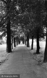 Ruskin Park c.1955, Camberwell