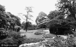 Ruskin Park c.1960, Camberwell