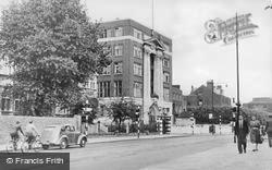 The Town Hall c.1950, Camberwell