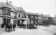 Camborne, Commercial Square 1902