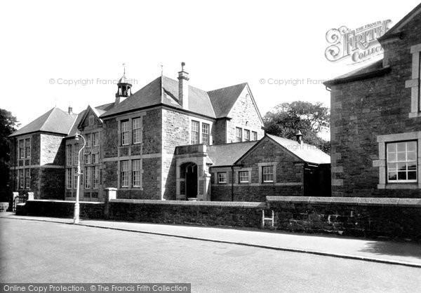 Camborne, County Grammar School for Girls c1960
