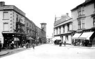 Camborne, Market Place 1906