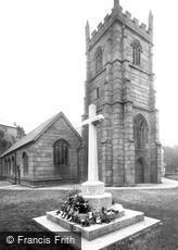 Camborne, St Martin's Church 1922
