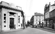 Camborne, Trelowarren Street 1922