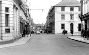 Camborne, Trelawarren Street c1950