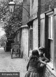 1914, Cambridge