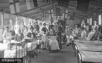 Cambridge, 1st Eastern General Hospital c1918
