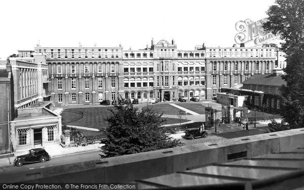 Cambridge, Addenbrooke's Hospital 1938