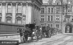 Cambridge, Carriages 1890