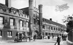 Cambridge, Christ's College 1908