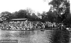 Cambridge, Eights 1909