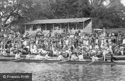 Eights 1909, Cambridge