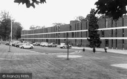 Cambridge, Fitzwilliam College c.1965