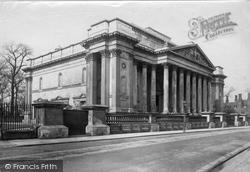 Cambridge, Fitzwilliam Museum 1890