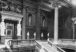 Cambridge, Fitzwilliam Museum, Vestibule 1890