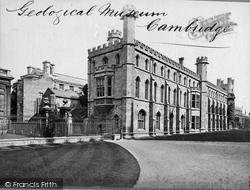 Cambridge, Geological Museum c.1873