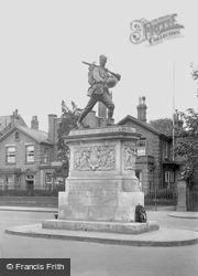 Hills Road War Memorial 1923, Cambridge