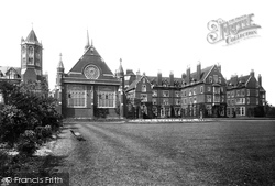 Cambridge, Homerton College 1914