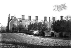 Cambridge, Magdalene College 1890