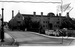 Cambridge, Magdalene College c.1960