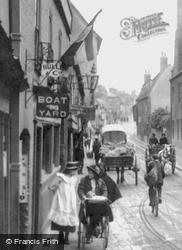 Magdalene Street 1909, Cambridge