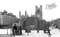 Cambridge, Market Place 1914