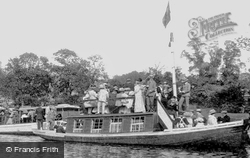 May Week On The Cam 1909, Cambridge