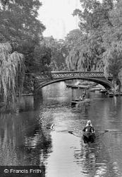 On The Cam 1908, Cambridge