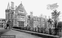 Cambridge, Pembroke College 1890
