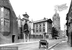 Cambridge, Peterhouse 1890