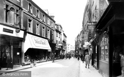 Cambridge, Petty Cury 1931
