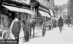 Petty Cury Shops 1909, Cambridge