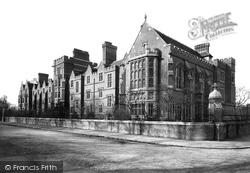 Cambridge, Ridley Hall 1890