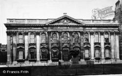 Cambridge, Senate House c.1873