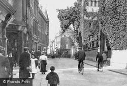 Sidney Street 1908, Cambridge