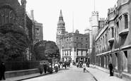 Cambridge, St Andrew's Street 1908