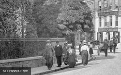St Andrew's Street 1908, Cambridge