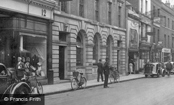 St Andrew's Street 1938, Cambridge
