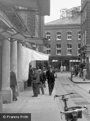 Sussex Street 1938, Cambridge