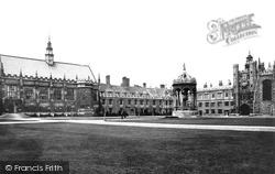 Cambridge, Trinity College c.1873