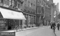 Trinity Street 1914, Cambridge