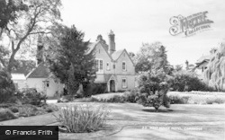 Cambridge, West House Hotel c.1950